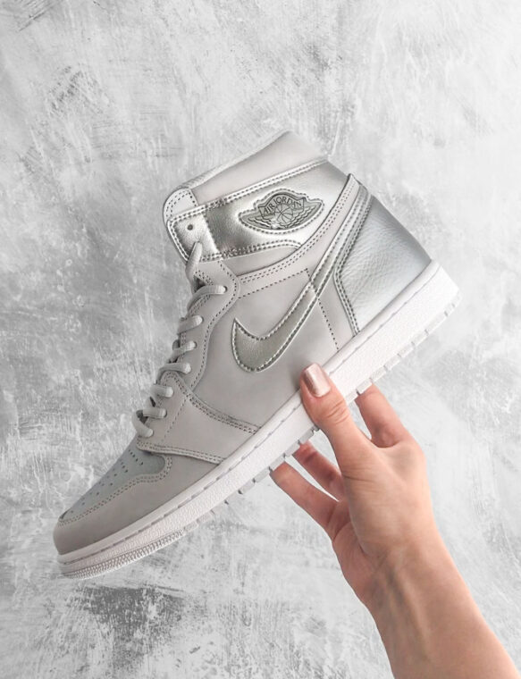 AJ1 Japan Neutral Grey