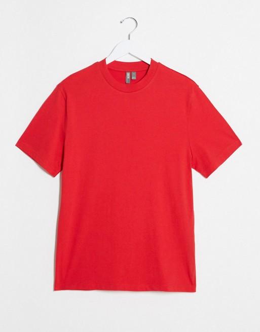 ASOS Design T-Shirt Red