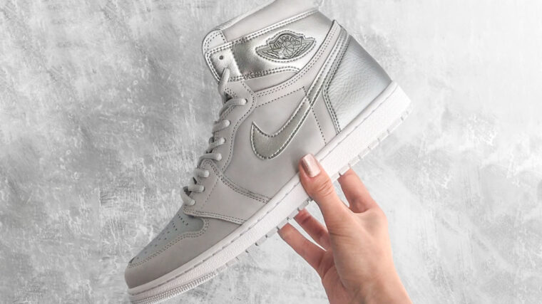 Air Jordan 1 JapanNeutral Grey