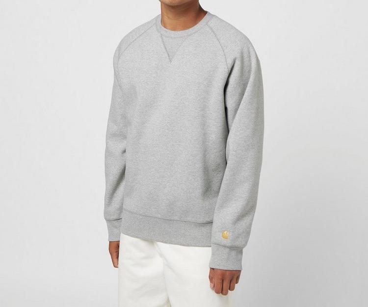Carhartt WIP Chase Sweatshirt Grey