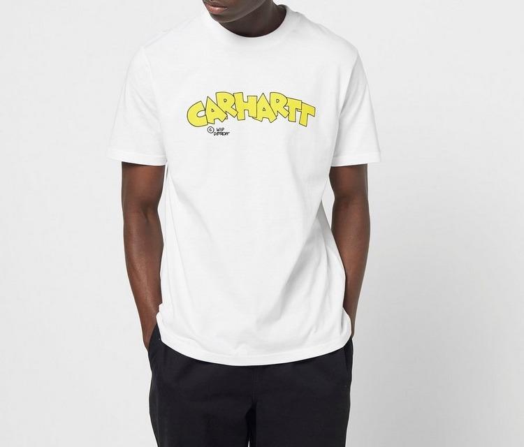Carhartt WIP Loony Script T-Shirt White
