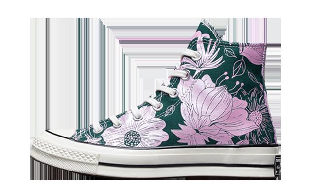 Converse Chuck 70 Hi Floral