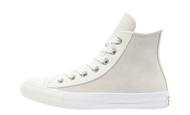 Converse Chuck Taylor All Star High Top Modern Neutrals Egret
