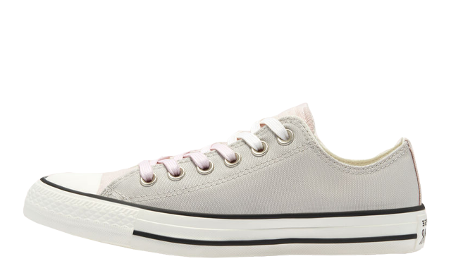 Converse Chuck Taylor All Star Twisted Pastel Low Egret Barely Rose