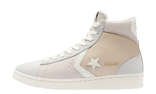 Converse Pro High Top Neutral Tones Farro Egret