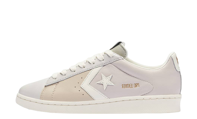 Converse Pro Low Top Neutral Tones Farro Egret