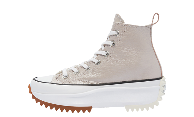 Converse Run Star Hike High Top Metallic Classics Pink