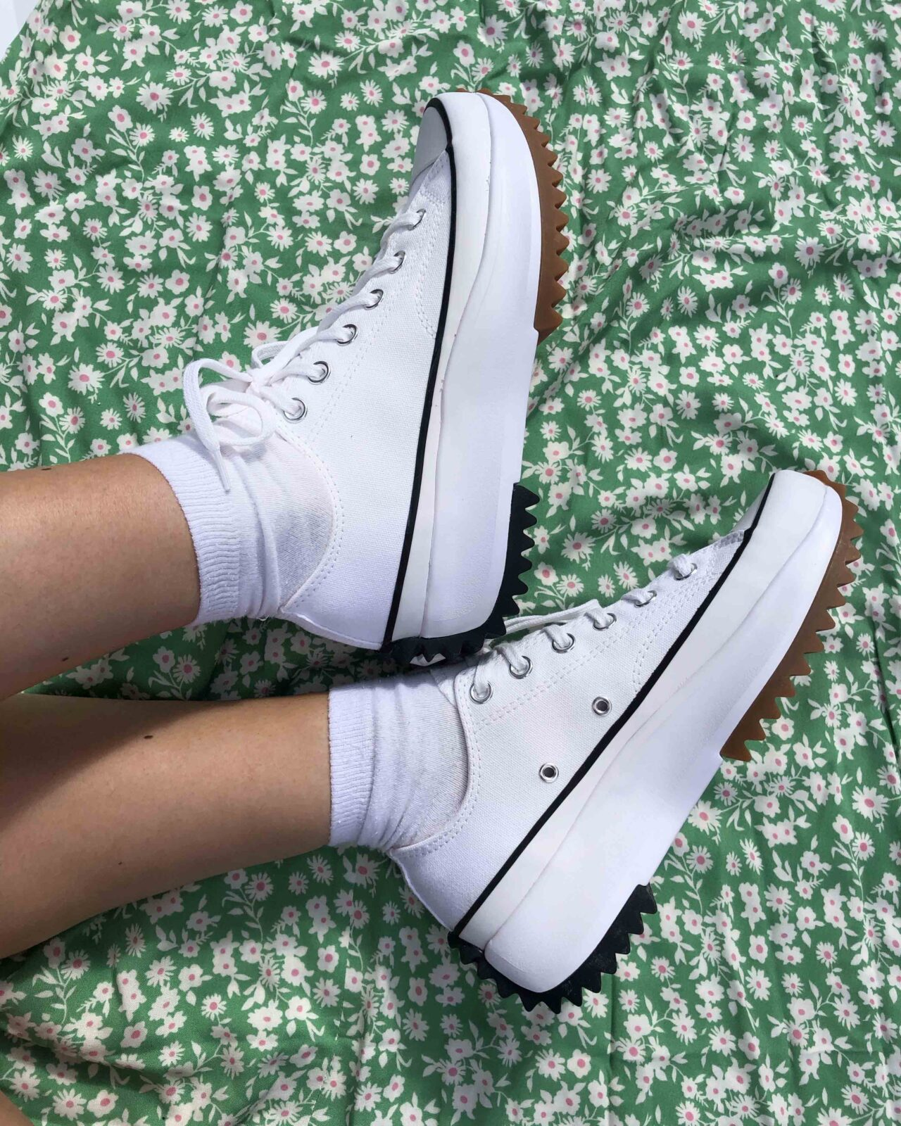 Converse Run Star Hike Low White 2