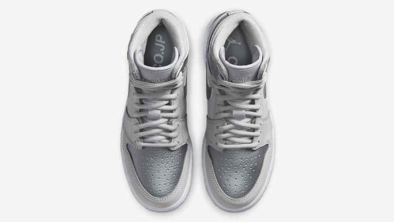Jordan 1 High GS OG Japan Neutral Grey Middle