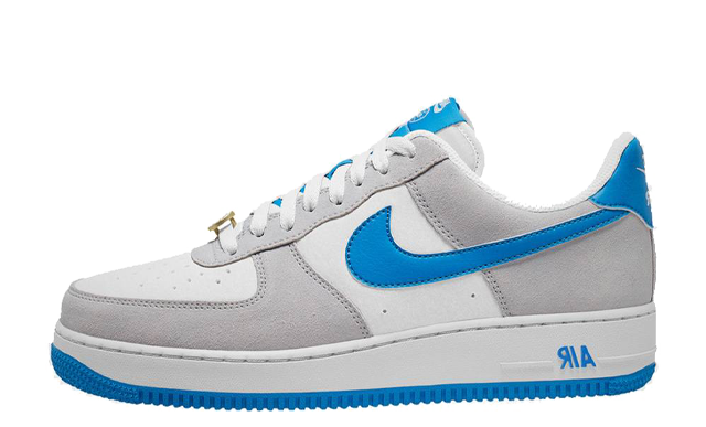Nike Air Force 1 07 LV8 EMB Grey Fog