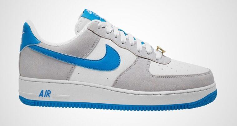 Nike Air Force 1 Grey Blue