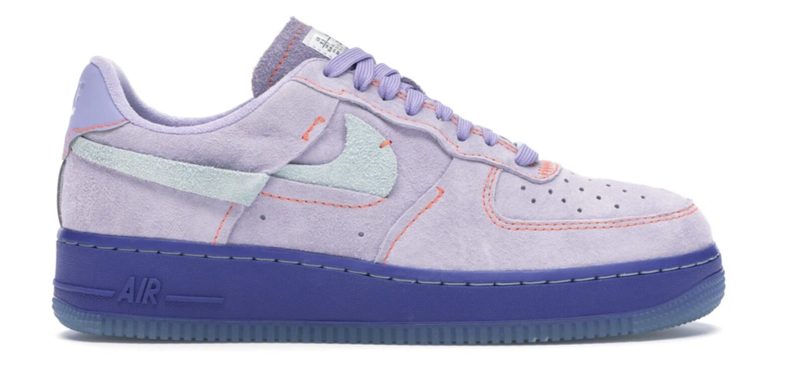 Nike Air Force 1 LX Purple Agate