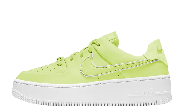 Nike Air Force 1 Sage Low Barely Volt
