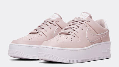 Nike Air Force 1 Sage Low Platinum Violet | Where To Buy | CJ1642 ...