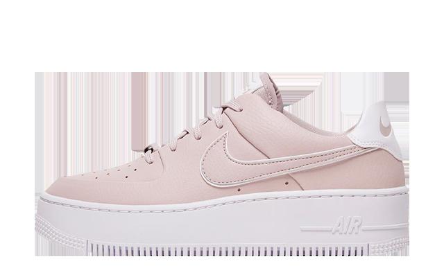 Nike Air Force 1 Sage Low Platinum Violet