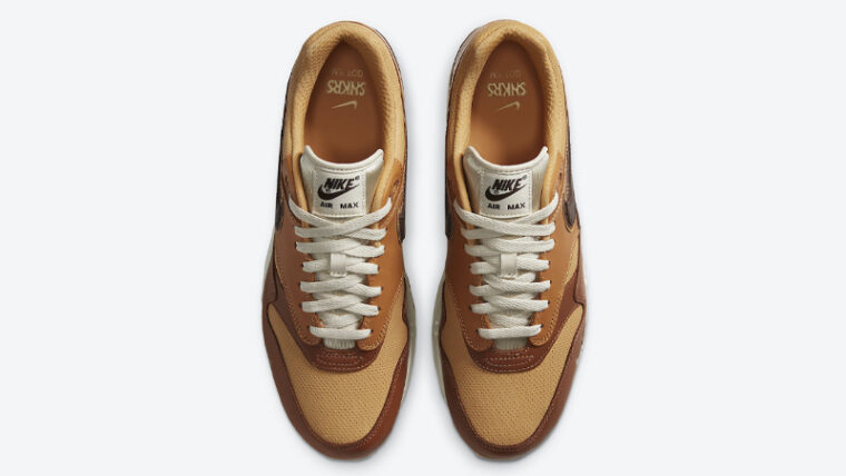 Nike Air Max 1 SNKRS Day Brown Middle thumbnail image