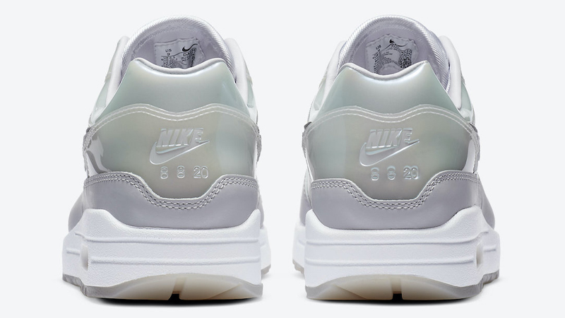 Nike Air Max 1 SNKRS Day White Back