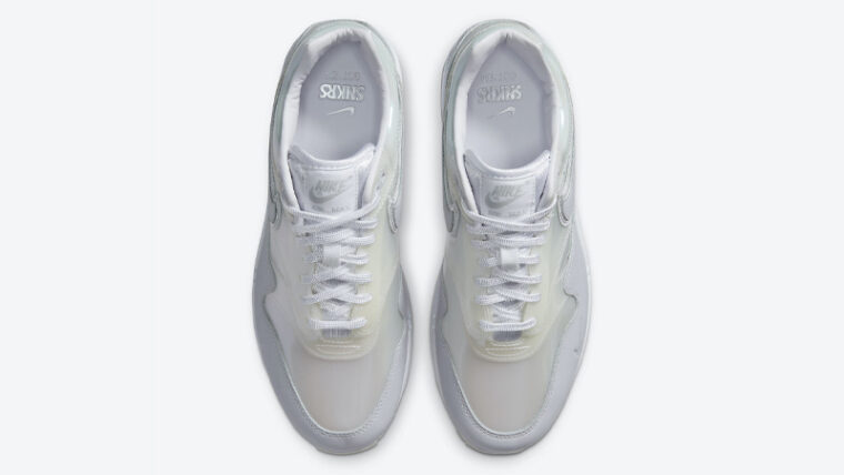 Nike Air Max 1 SNKRS Day White Middle thumbnail image
