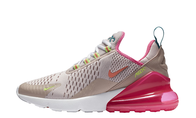 Nike Air Max 270 Barely Rose Stone Mauve