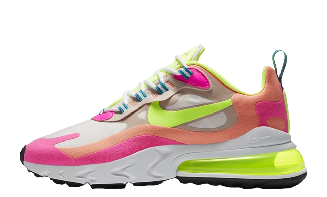 Nike Air Max 270 React Pink Volt