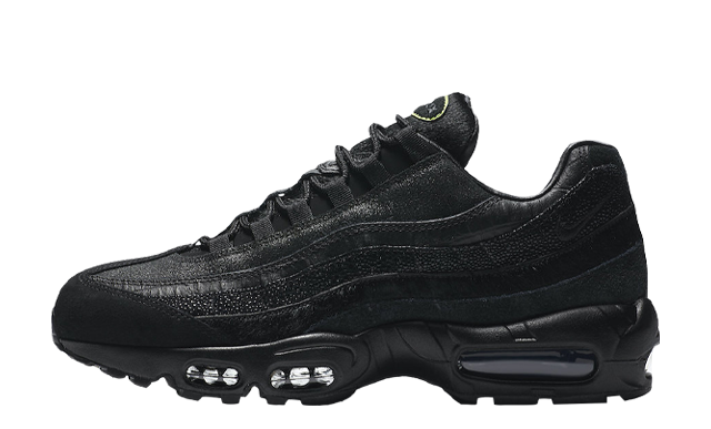 Nike Air Max 95 Exotic Print Black