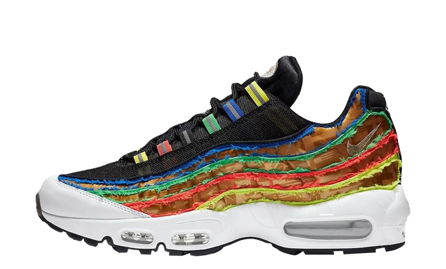 Nike Air Max 95 Hidden Message Multi