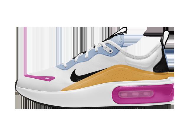 Nike Air Max Dia White Pollen Rise