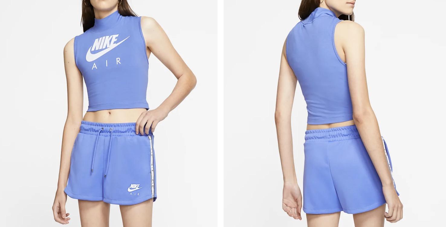 Nike Air Tank Sapphire