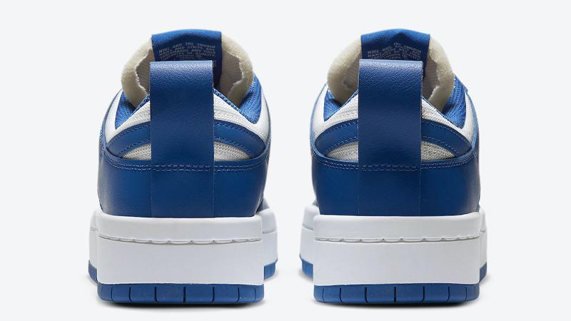 Nike Dunk Low Disrupt Game Royal Back
