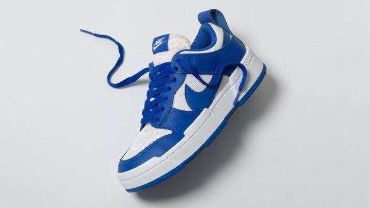 Nike Dunk Low Disrupt Game Royal Blue Lifestyle thumbnail image