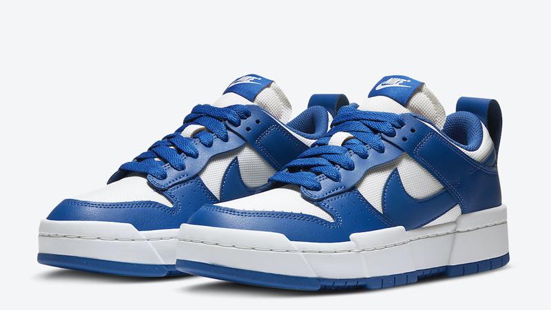 Nike Dunk Low Disrupt Game Royal Front