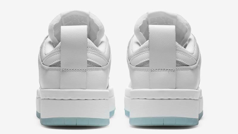 Nike Dunk Low Disrupt Photon Dust White Back