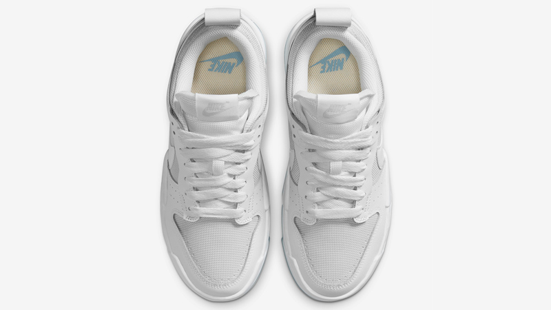 Nike Dunk Low Disrupt Photon Dust White Middle