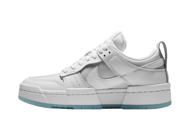 Nike Dunk Low Disrupt Photon Dust White