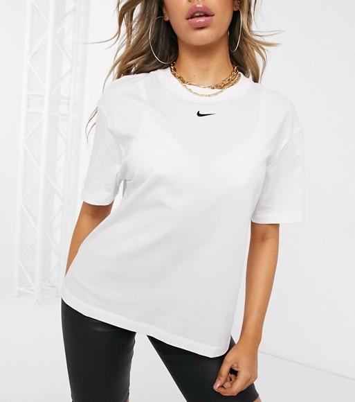 Nike Logo T-Shirt White |