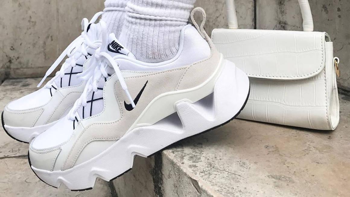 Nike RYZ 365 White  w1160