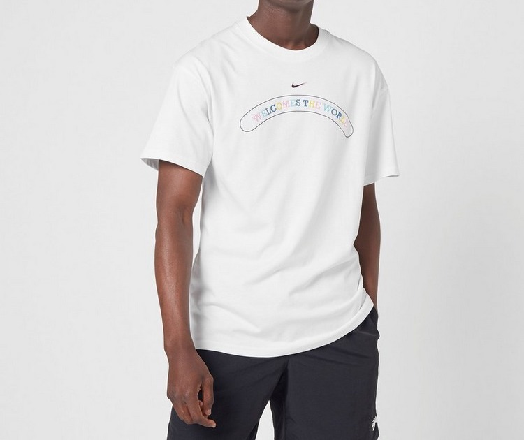 Nike Spiridon Cage 2 Carnaby T-Shirt White