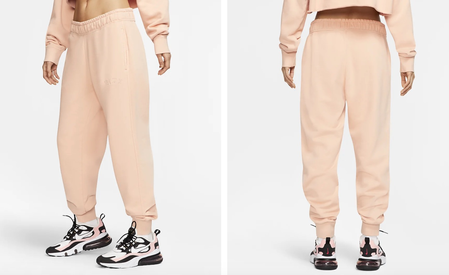 Nike Sportswear French Terry Trousers Shimmer