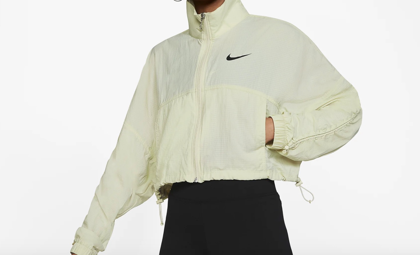 Nike Sportswear Jacket Fossil