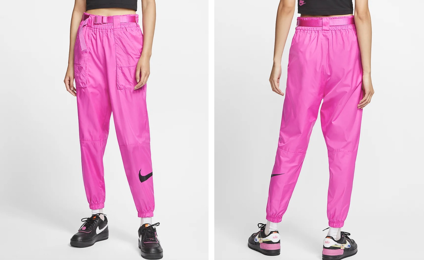 Nike Sportswear Swoosh Trousers Pink