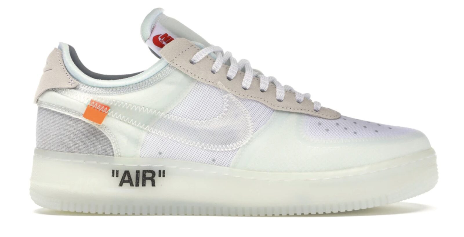 Off-White x Nike Air Force 1 White