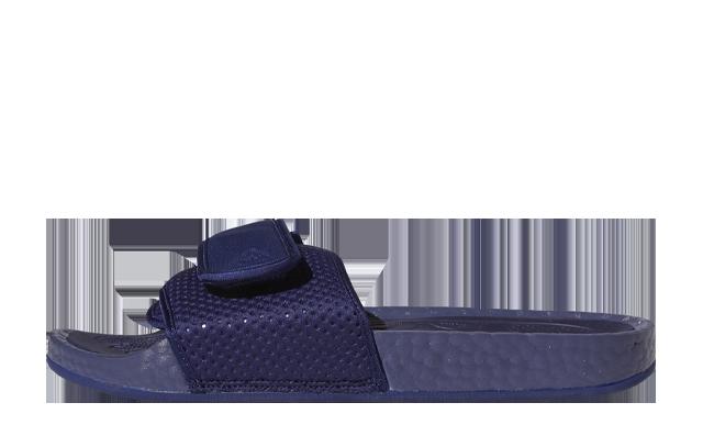 Pharrell Williams x adidas Boost Slide Night Sky