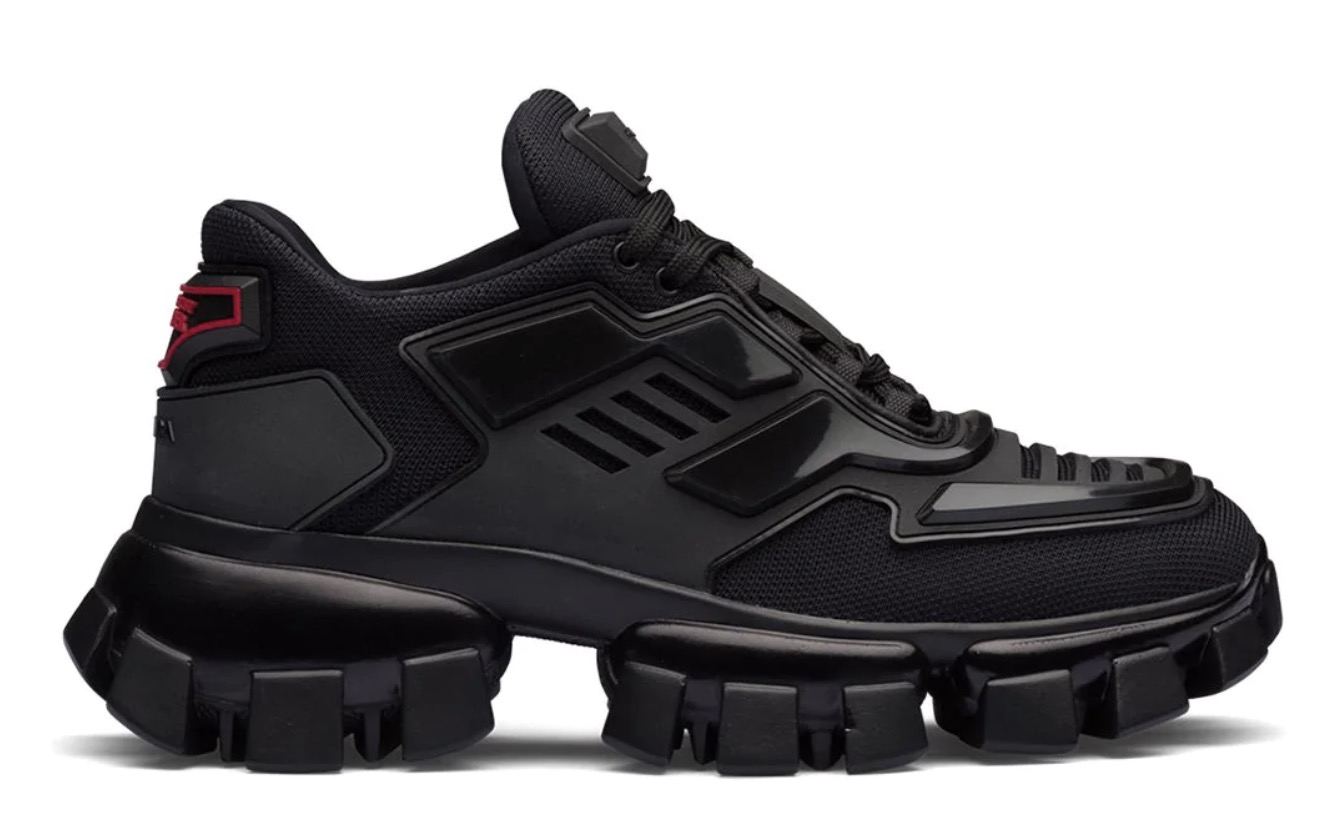 Prada Cloudbust Thunder Black |
