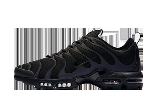 Supreme x Nike TN Air Max Plus 3 Black