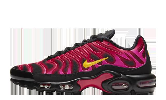 Supreme x Nike TN Air Max Plus 3 University Red