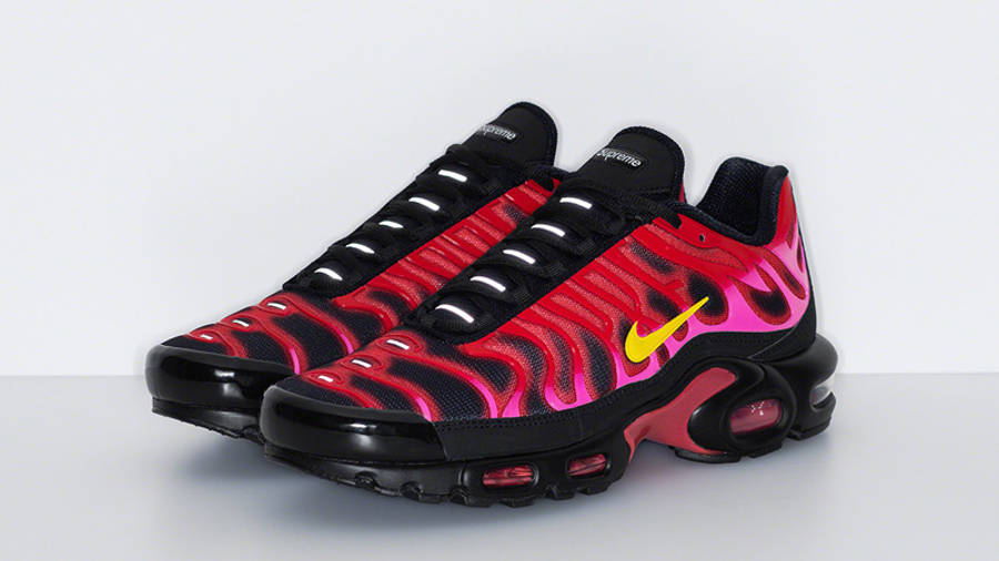 nike air pro shark sneaker boots