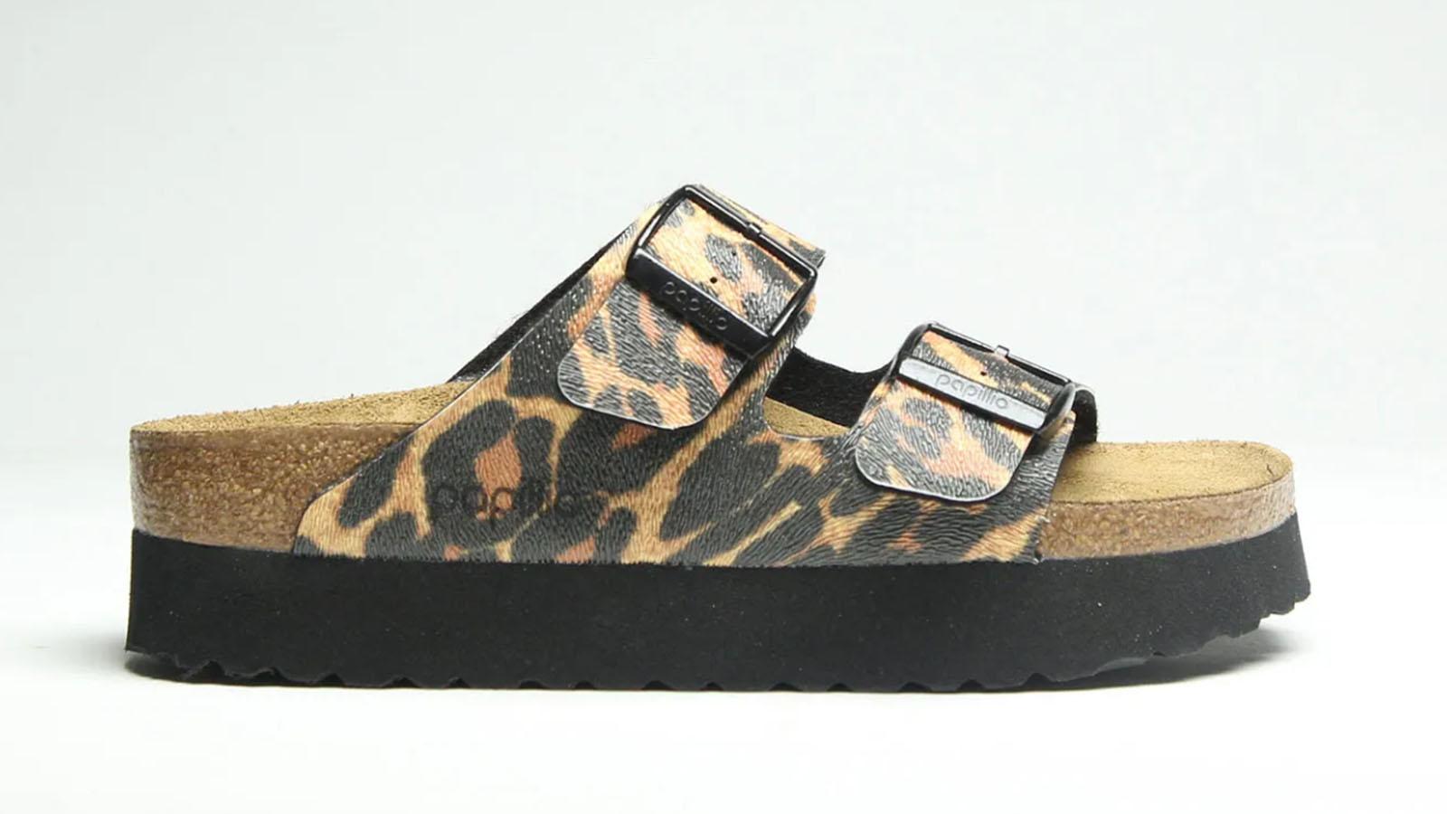 leopard birkenstock