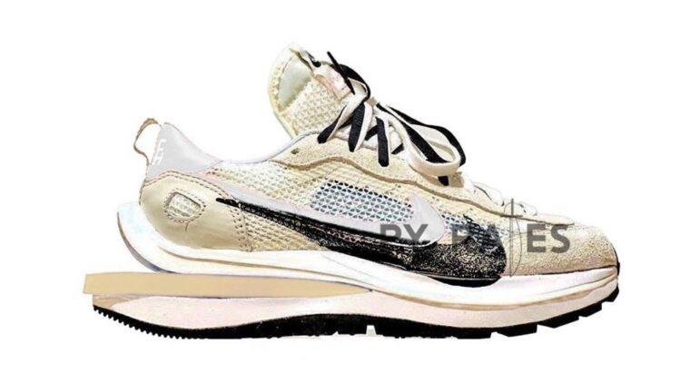 sacai x Nike VaporWaffle White