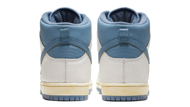 Atlas x Nike SB Dunk High Lost At Sea Back thumbnail image