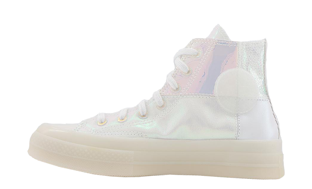 Converse Chuck Taylor All Star White Iridescent